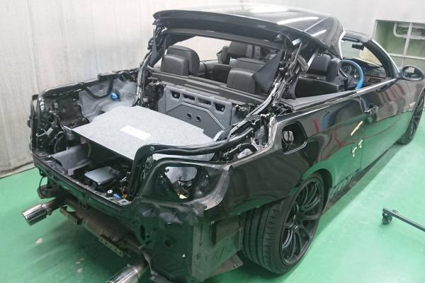 鈑金塗装 BMW